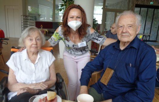 Gastroakce v SeniorCentru Klamovka